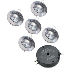 Round Downlight Kit